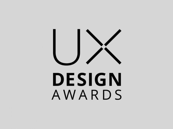 user experience design award logo