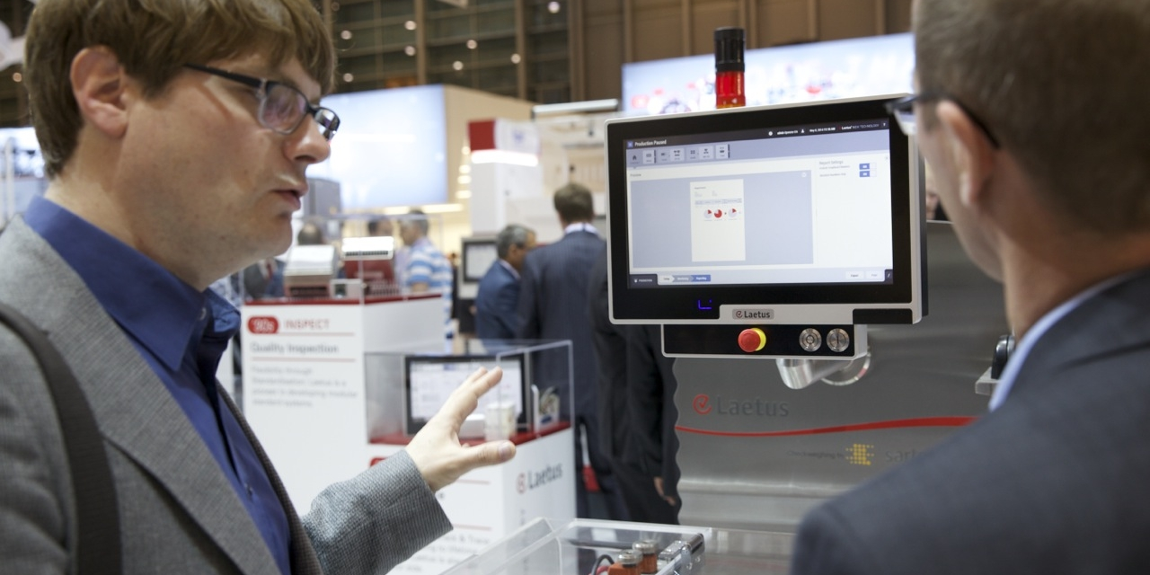 interpack 2014 laetus unser interface