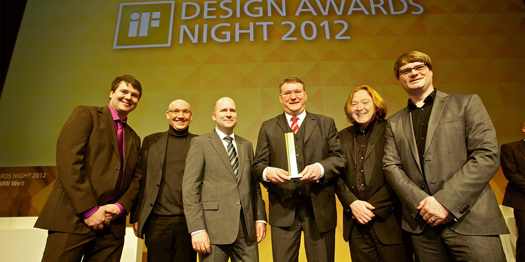 iF Design Awards night 2012 winners
