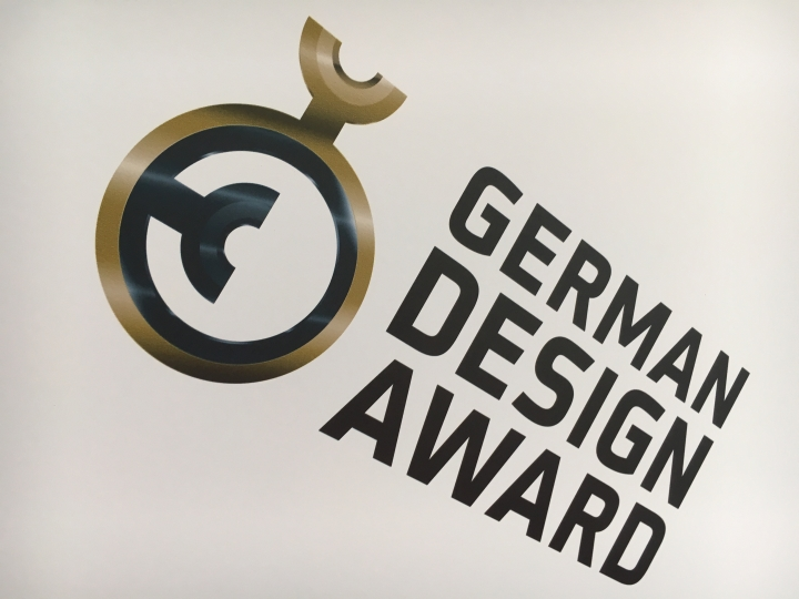 german design award 2016 logo