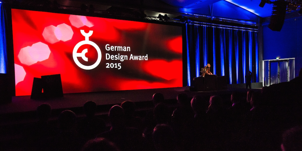 german design award 2016 impressions