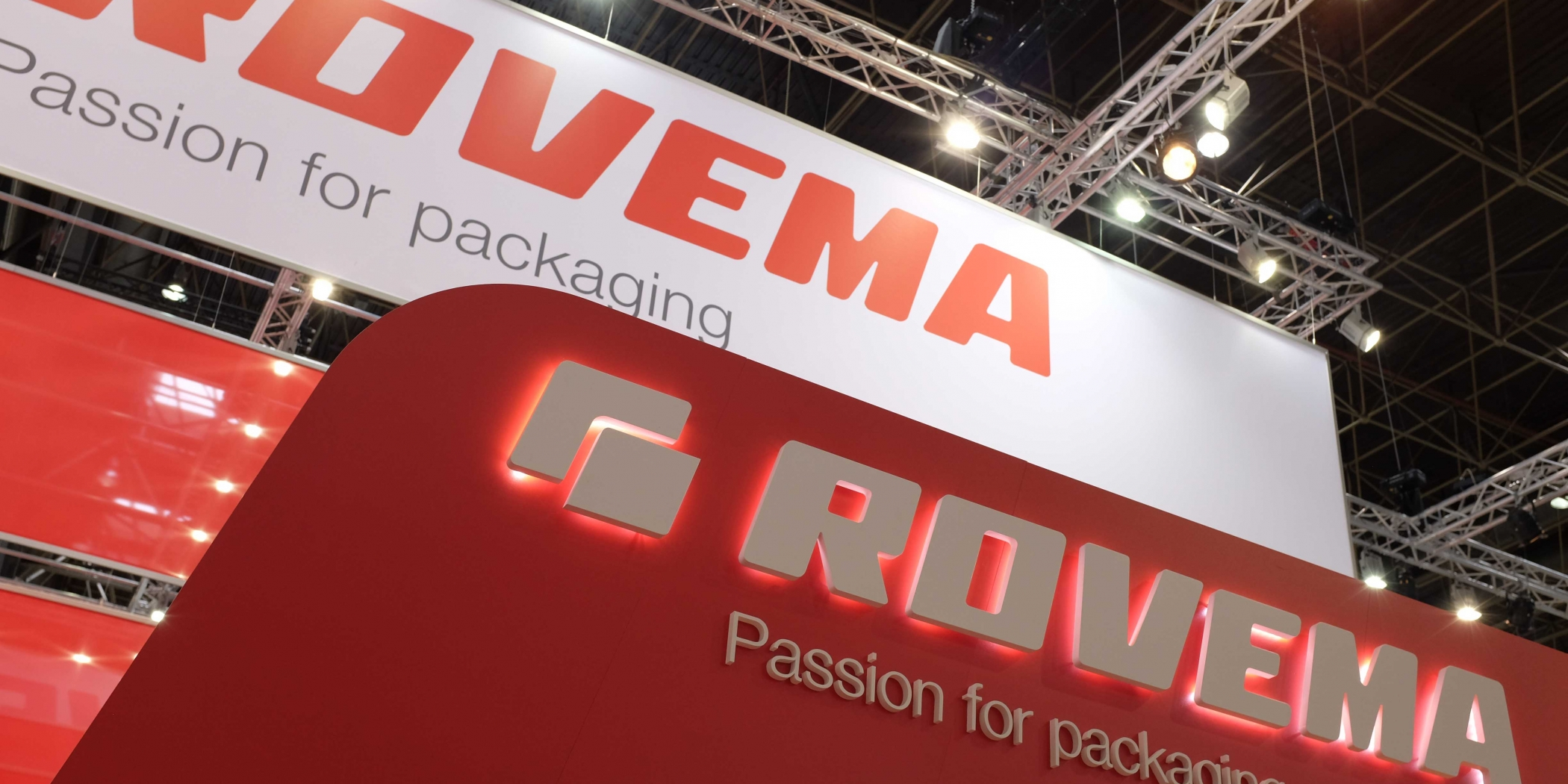 Interpack 2017 Rovema Booth