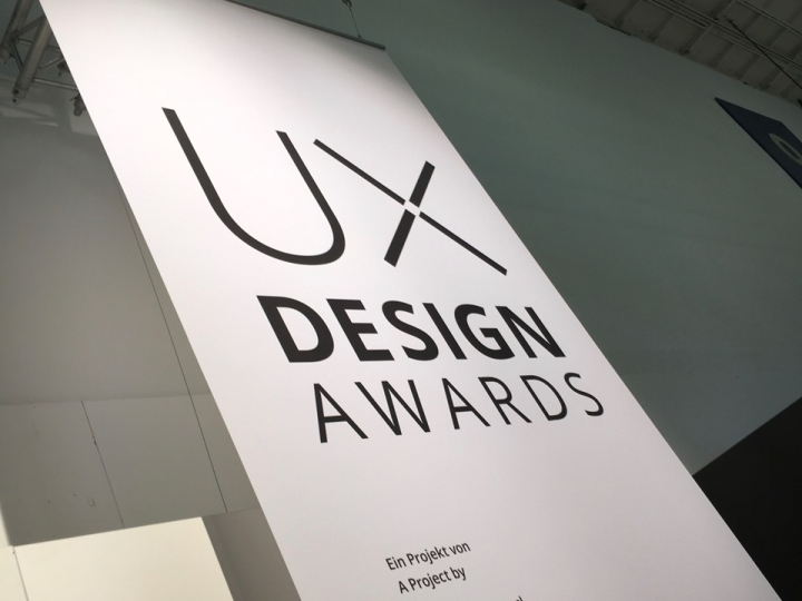 user experience design awards 2016 impressions