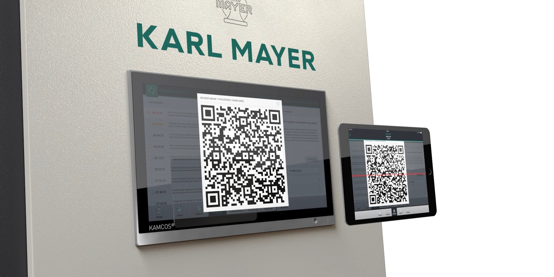 karl mayer mobile app